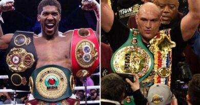 Boxe : Les deux poids-lourds «Fury et Joshua» s'affronteront à Djeddah en Arabie Saoudite