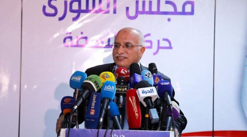 Abdelkrim Harouni invite MECHICHI à installer dans ses fonctions le nouveau Ministre de l'Intérieur sans prestation de serment