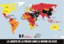 CLASSEMENT MONDIAL DE LA LIBERTÉ DE LA PRESSE 2021