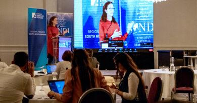 Conférence régionale pour unifier les efforts des acteurs impliqués dans la lutte contre la désinformation et la manipulation des médias en Afrique du Nord