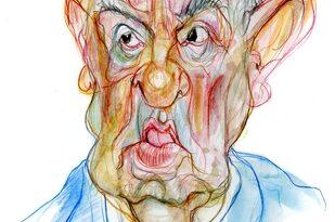 Décédé un 20 Octobre : Émile Louis – tueur en série français – dit « le boucher de l'Yonne » dessiné par Nalair